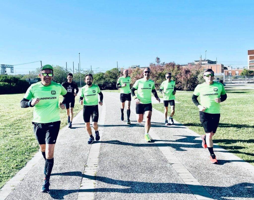 verso la maratona
