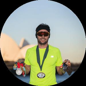 Bruno B. (Guinnes World Record – 7 Maratone in 7 continenti)