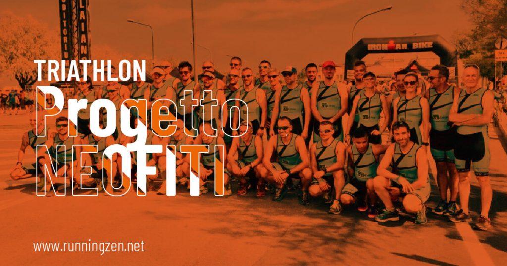 Progetto neofiti triathlon